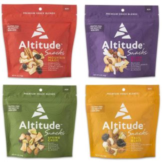Altitude Snacks Sampler Pack